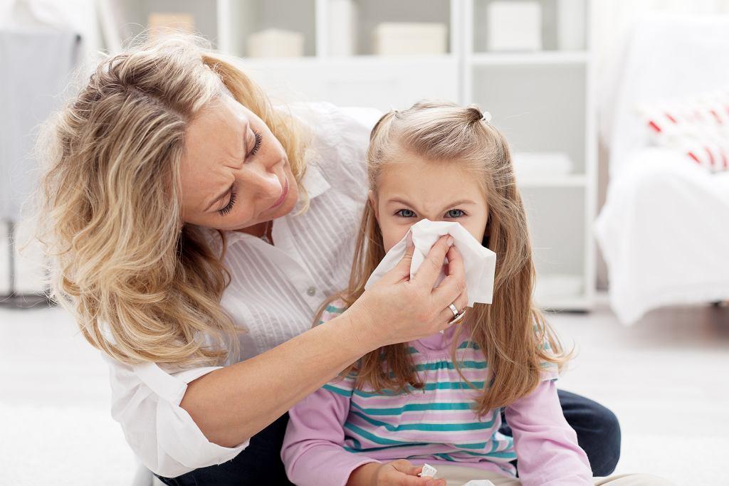 Jak pomóc małemu alergikowi?