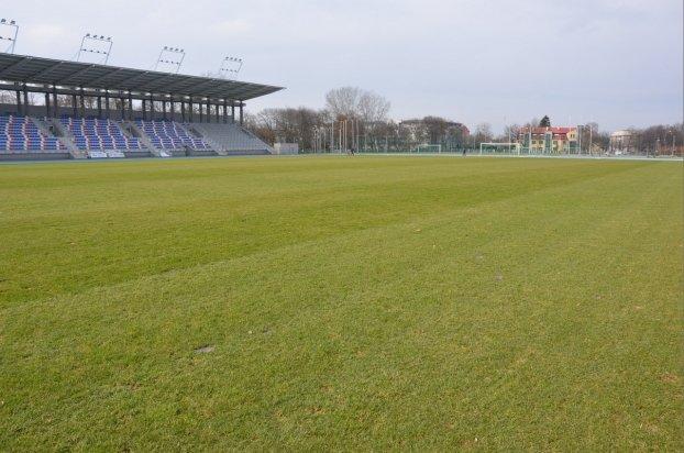 Stadion MOSiR-u w Radomiu