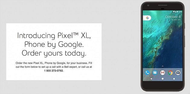 Google Pixel XL - wciąż nieoficjalne zdjęcie telefonu
