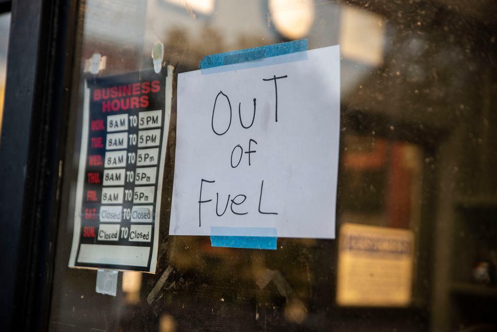 USA grozi paraliż. Na stacjach zaczyna brakować paliwa, a winni hakerzy