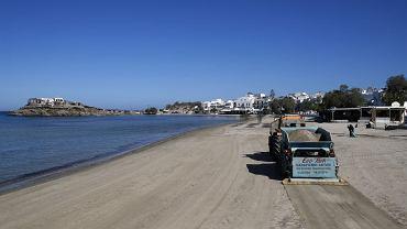 Grecja inauguruje sezon turystyczny. Od 14 V otwarte będą wszystkie plaże, lotniska, muzea, bary, restauracje, hotele i campingi. Zniesiono także ograniczenia w poruszaniu się pomiędzy regionami Grecji