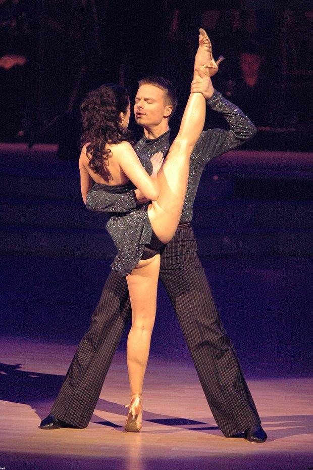 Kasia Cichopek, Taniec z gwiazdami, 2005