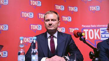 Tok FM.Debata kandydatów na prezydenta Szczecina