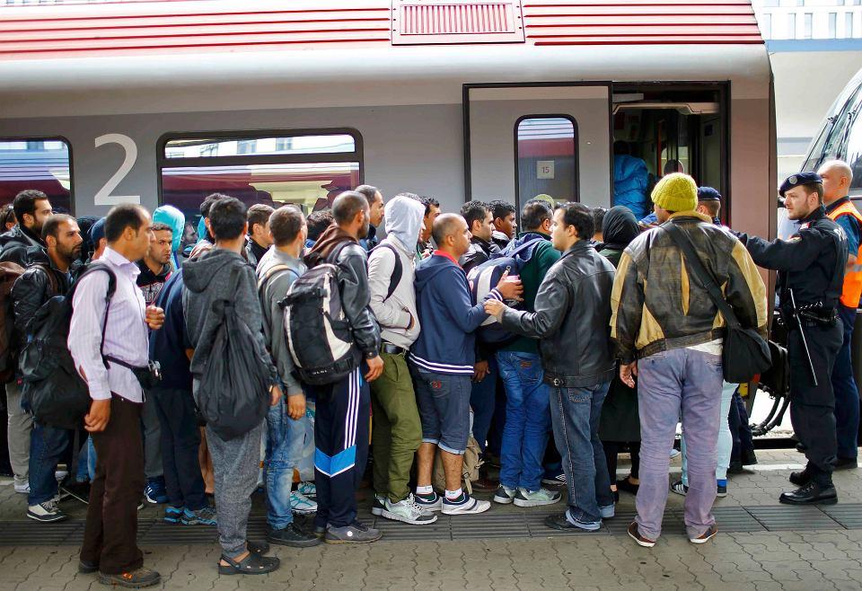 Zdjęcie numer 2 w galerii - Krzemiński: Nie chcecie uchodźców, to zrezygnujcie z funduszy unijnych