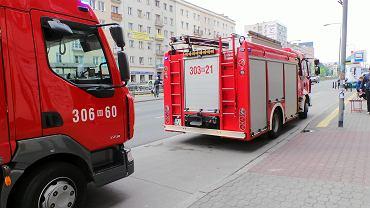 Straż pożarna- zdjęcie ilustracyjne