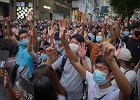 """Artyści z Hongkongu boją się chińskiej cenzury. """"Musimy być bardziej ostrożni"""""""
