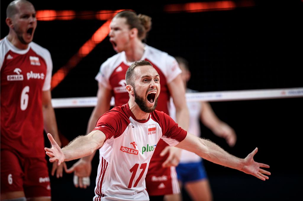 Liga Narodów: Polska - Serbia, siatkówka