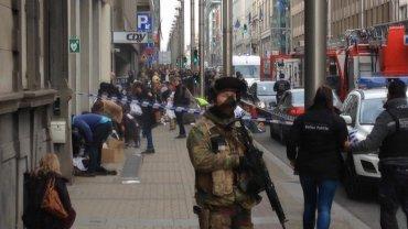 Sytuacja w Brukseli po zamachach