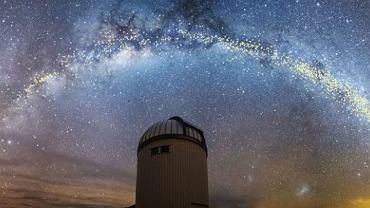 Teleskop Las Campana w Chille