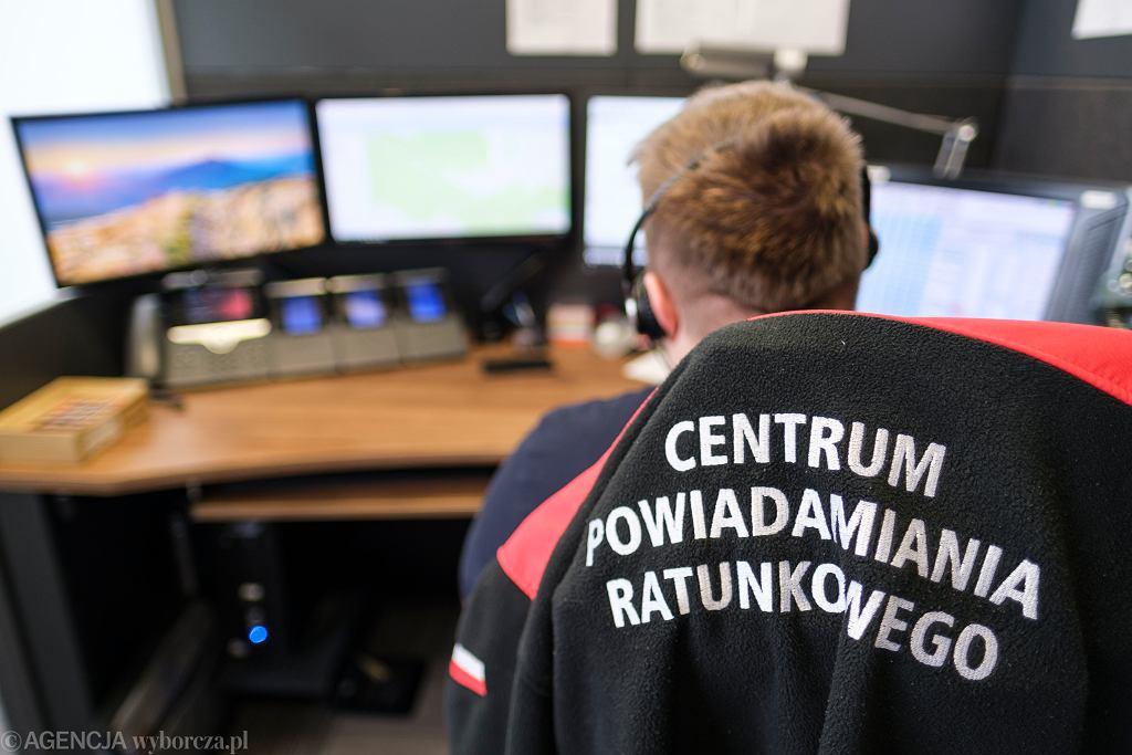 Centrum Powiadamiania Ratunkowego 112 w Rzeszowie