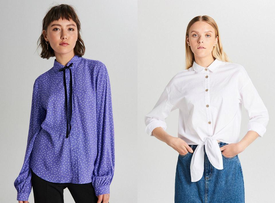 Eleganckie koszule, które kupisz za mniej niż 70 zł