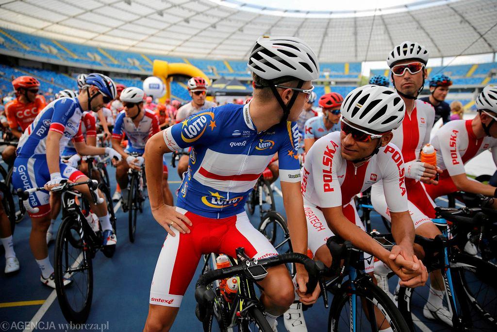 Start do III etapu na Stadionie Śląskim