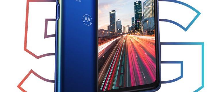 Poznajcie Moto G 5G Plus. Niedrogi smartfon z 5G od Motoroli