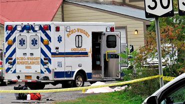 Wypadek limuzyny w USA. Zginęło 20 osób