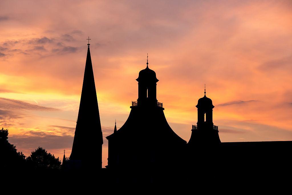 Niemcy. Kościół.