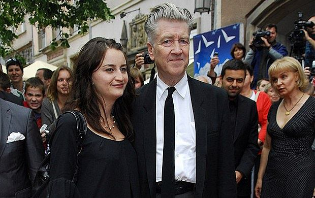 David Lynch, Emily Stofle.