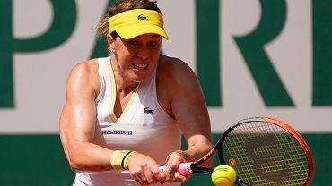 Poznaliśmy pierwszą finalistkę Rolanda Garrosa. Sensacyjna Słowenka wyeliminowana
