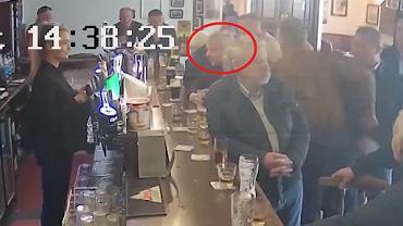 McGregor uderzył starszego mężczyznę w barze