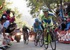 Vuelta a Andalucia 2016. Rafał Majka w dobrej formie