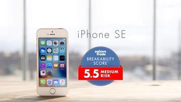 iPhone SE w testach