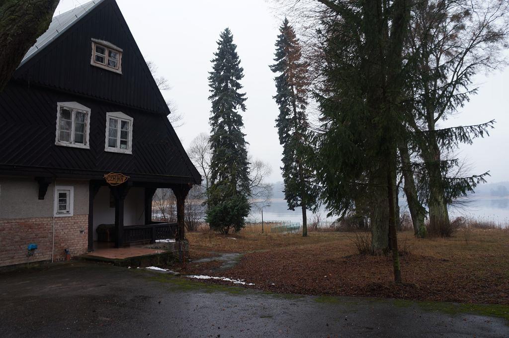 Ośrodek w Łęguckim Młynie