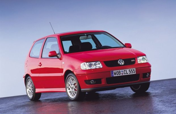 Volkswagen Polo III GTI już po liftingu