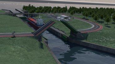 Największymi krytykami budowy kanału są mieszkańcy Krynicy Morskiej, popularnej miejscowości turystycznej. Obawiają się, że budowa przekopu spowoduje, że przyjeżdżać tam będzie mniej turystów, a sama miejscowość znajdzie się na wyspie. Z pewnością w trakcie samej budowy kanału dojazd do Krynicy będzie utrudniony, ale po oddaniu go do użytku już ma nie być, dzięki dwóm zwodzonym mostom.