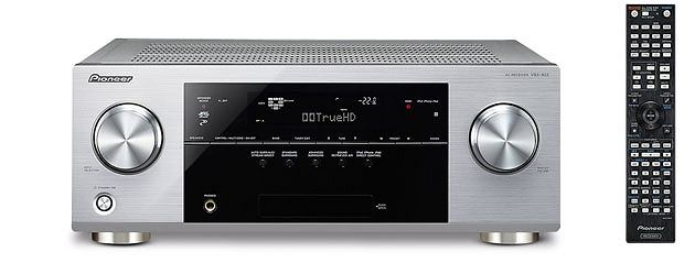 Kino domowe: zestawy na każdą kieszeń, audio, wideo, kino domowe, Amplituner Pioneer VSX-922; Cena: 2000 zł