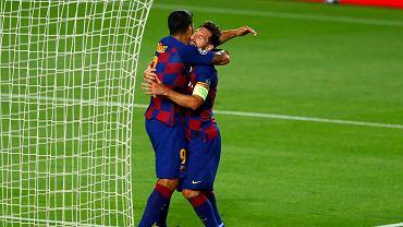 Leo Messi i Luis Suarez znowu w jednym klubie? Hiszpanie zdradzają plan piłkarzy