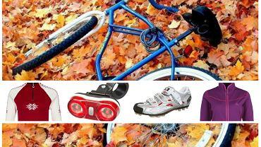 Rower na jesień - przegląd ubrań i akcesoriów dla rowerzystów