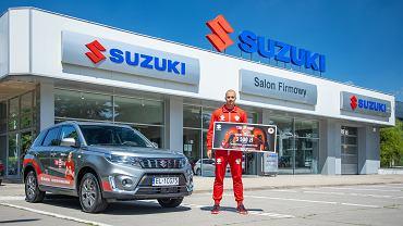 Oskar Safaryan zasila szeregi Suzuki Top Team