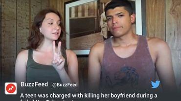 Zastrzeliła chłopaka w trakcie kręcenia filmu na Youtube