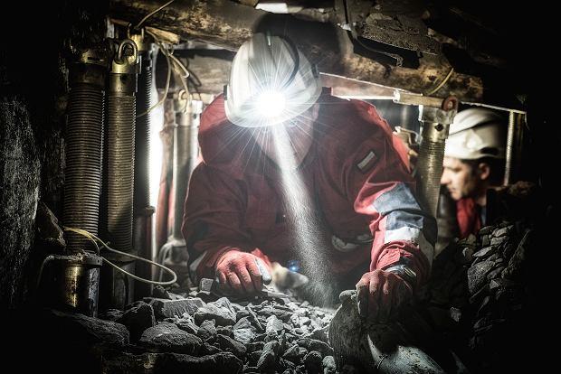 W tej pracy trzeba być przygotowanym na klaustrofobiczne doświadczenia (fot. Paweł Szymański)