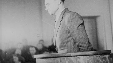 Witold Pilecki na ławie oskarżonych w 1948 roku