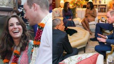 Barack Obama udał się z wizytą do Wielkiej Brytanii, gdzie został ugoszczony przez księżną Kate i księcia Williama w pałacu Kensington. Pełne przepychu królewskie wnętrza robią wrażenie, ale my przyjrzeliśmy się mniej oczywistym elementom wystroju. Pluszowy pies, koń na biegunach i.... mnóstwo rodzinnych zdjęć.
