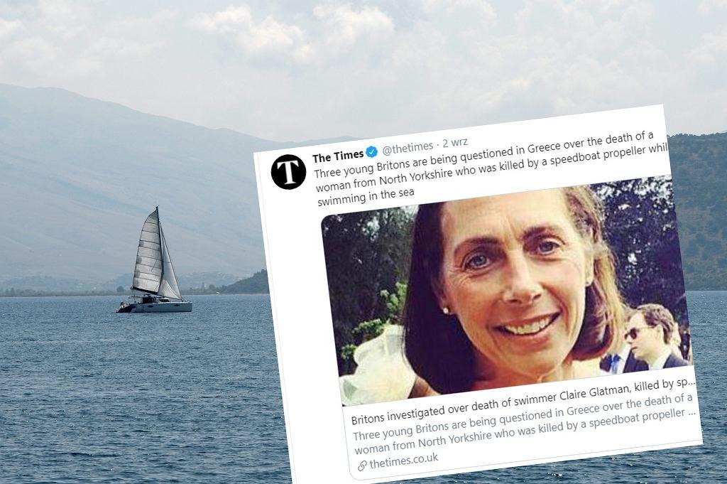 Żona brytyjskiego multimilionera śmiertelnie potrącona na Korfu