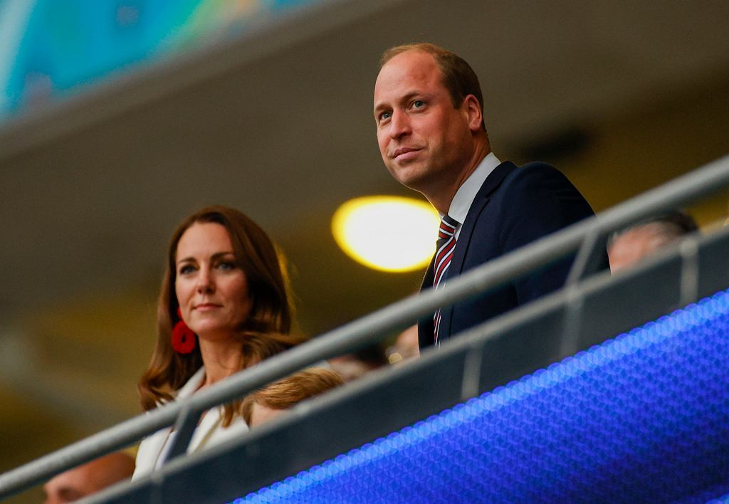 książę William, księżna Kate,