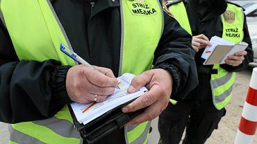 W Warszawie trwa akcja Straży Miejskiej 'Bezpieczny Rowerzysta'