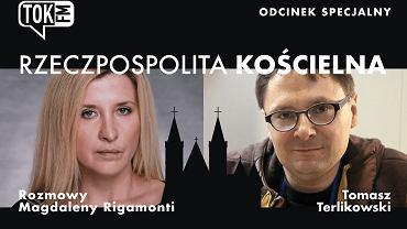 podcast 'Rzeczpospolita Kościelna', rozmowa z Tomaszem Terlikowskim