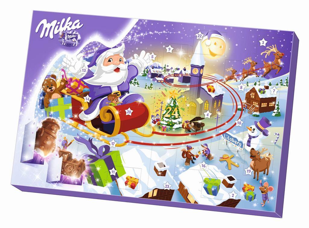 Milka inspiruje do odkrywania magii oczekiwania na Święta - odkryj kalendarz adwentowy Milka