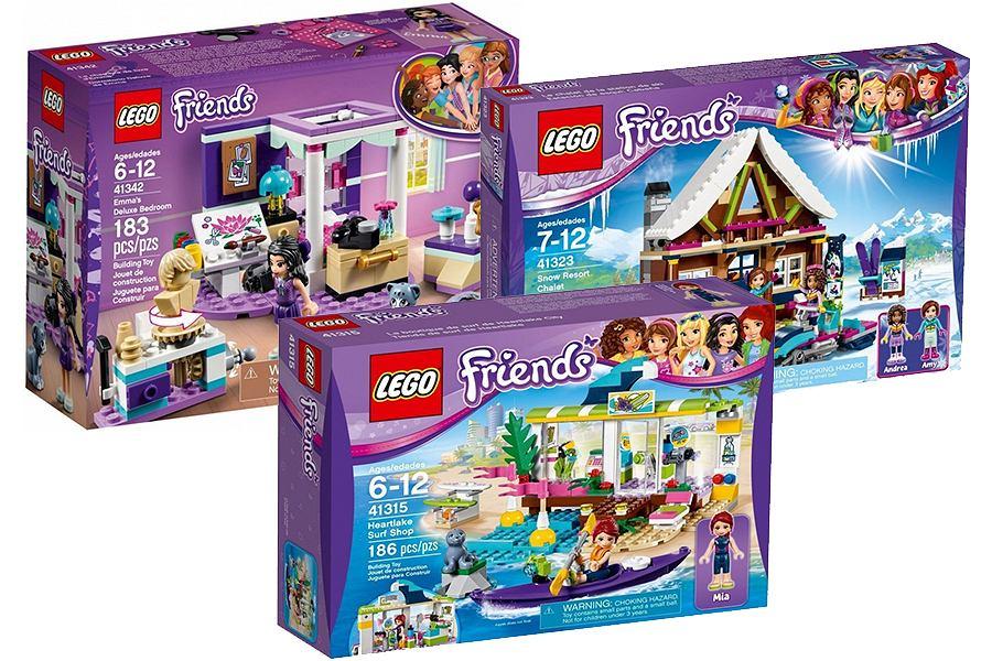 LEGO Friends - skierowana do dziewczynek