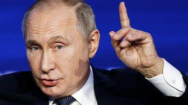 Pierwszy raz Putin publicznie stwierdził, że budowana w Ostrowcu na Białorusi elektrownia atomowa to inwestycja Rosji.