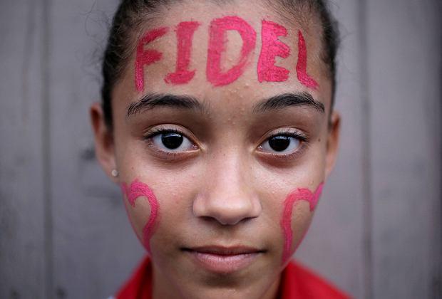 Zdjęcie numer 0 w galerii - Ostania podróż Fidela Castro