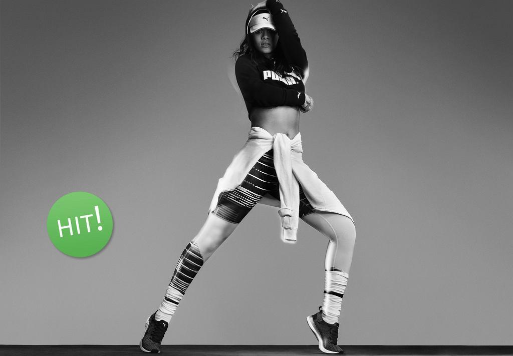 Rihanna prezentuje najnowszą kolekcję marki Puma