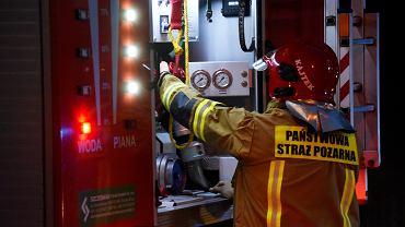 Straż pożarna - zdjęcie ilustracyjne