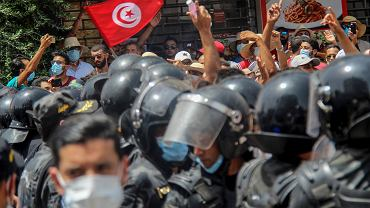 Tunisa Protests