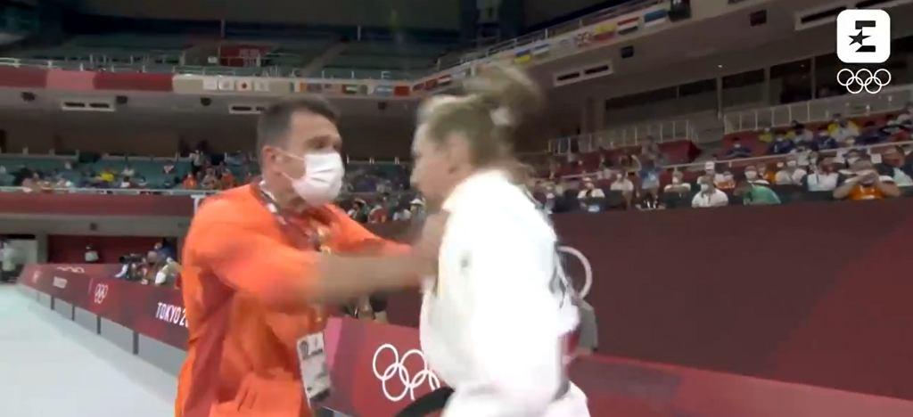 Niemiecka judoczka Martyna Trajdos