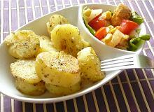 Młode ziemniaczki z grilla - ugotuj