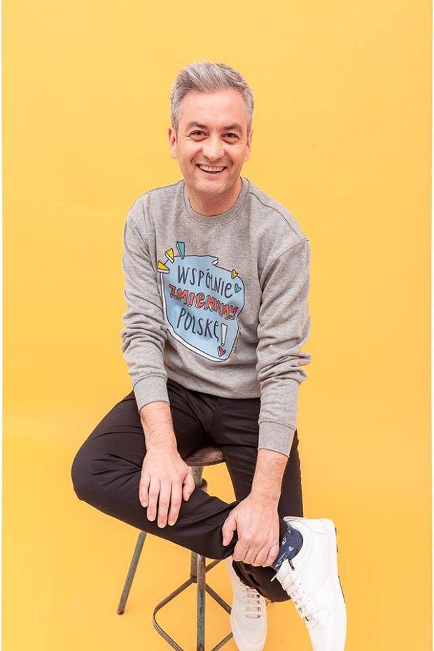 Robert Biedroń otworzył sklep z ubraniami i akcesoriami