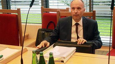 Andrzej J. w latach 2011-2016 przewodniczący Komisji Nadzoru Finansowego